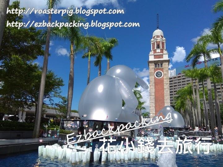 香港文化中心鐘樓