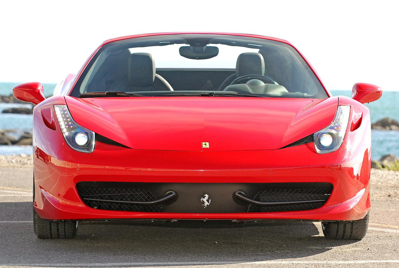 Cars Model 2013 2014 2015 Watch Chris Harris Drive The Ferrari 458 Spider Like An Idiot