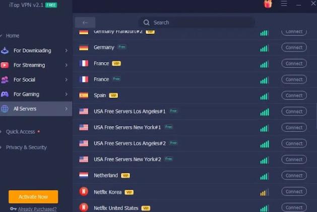 أفضل برنامج VPN مجاني لعام 2021 للويندوز والأندرويد والماك