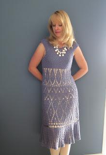 The Lily Chin Lace Dress