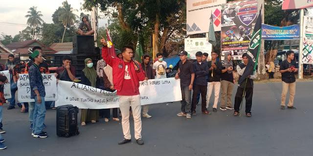 APIKOR Luwu Utara Desak Polres Lakukan Penahanan Terhadap Dugaan Korupsi Dana Desa Takkalala