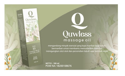 Quwless Message Oil
