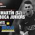 Boca: Equipo Confirmado para jugar en San Juan!