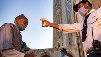 قرار الافتتاح التدريجي للمساجد المغلقة في المغرب