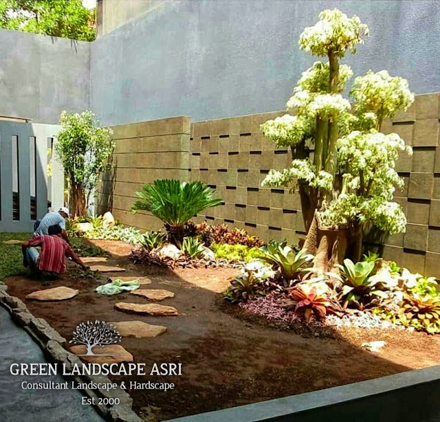 Jasa Tukang Taman Pati | Jasa Pembuatan Taman Di Pati Jawa Tengah