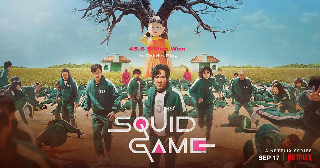 Squid Game Netflix Watch Online