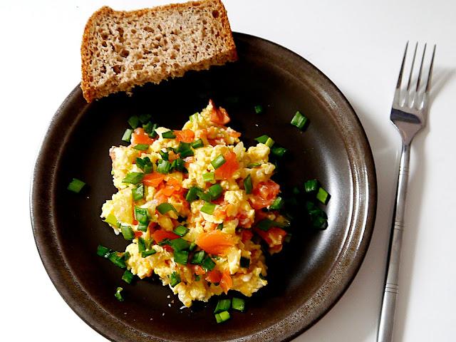 Prażnica - jajecznica po kaszubsku - Czytaj więcej »