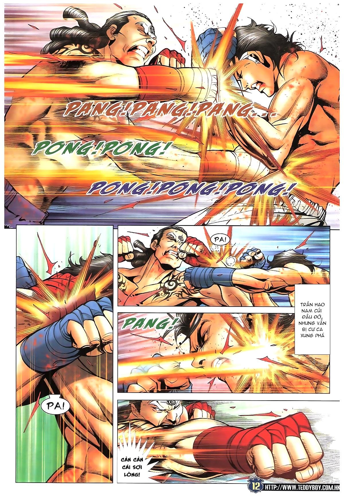 Người Trong Giang Hồ - Chapter 1627: Sợ vỡ mật - Pic 11