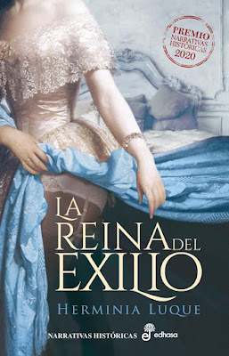 La reina del exilio - Herminia Luque (2020)