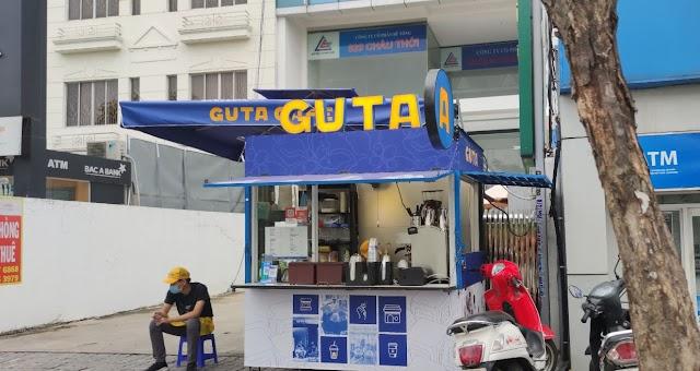 Địa chỉ quán cà phê Guta: 211 Trần Não, Bình An, Quận 2