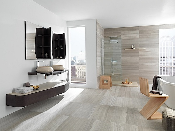 Maybe For Some People The Bathroom Is Part Of House As Their Favorite Area Especially Women Who Love To Pamper Themselves Soak And Doing Beauty