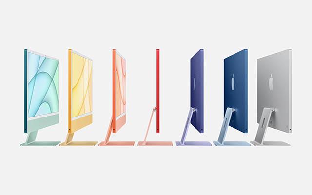 تعرف على كل الأجهزة التي تم الإعلان عنها في مؤتمر ابل 2021،جهاز ابل تي في،جهاز اير تاج،ايفون 12 بنفسجي،ايباد برو،جهاز أي ماك،iMac،iPad Pro،Apple TV،AirTag،