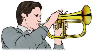 フリューゲル ホルン flugel horn