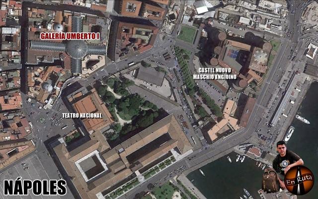 Mapa-Galería-Umberto-I-Napoles