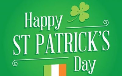 Happy St Patrick's day clip art