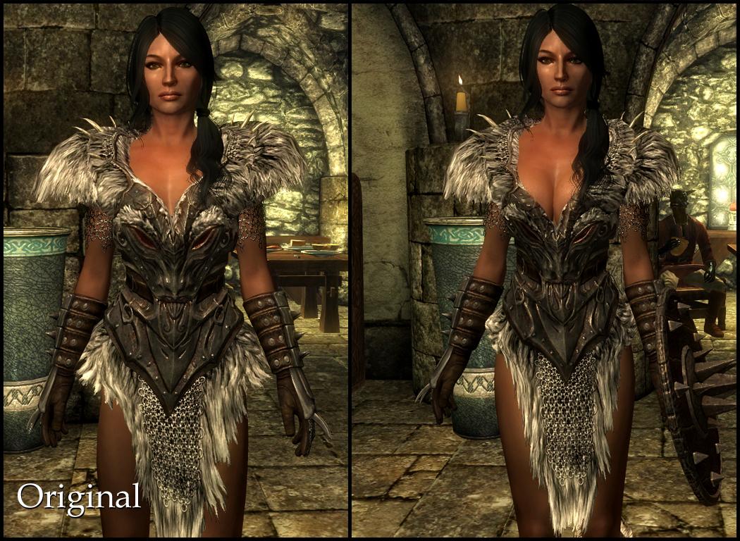 Skyrim Cbbe Armor