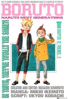 Update! Read Boruto Manga Chapter 12 Full English