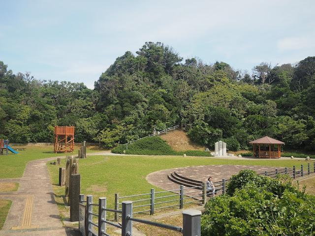 勝浦 八幡岬公園