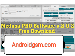 How to Download Medusa Pro Software Release v2.0.2 Free Download Setup File Free Download Password by AndroidGSM
