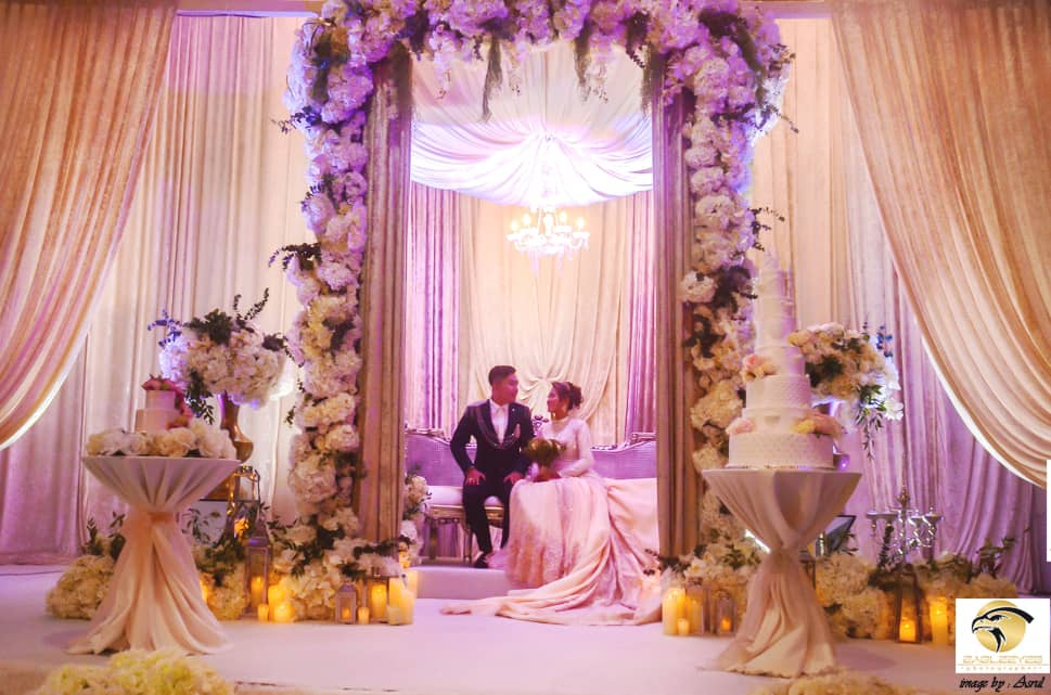 Siti Suriani, Siti Jamumall, Jamumall, Siti Jamumall Wedding, Wedding Photography, Malaysia Wedding, Majlis Kahwin Siti Jamumall, Rawlins GLAM,