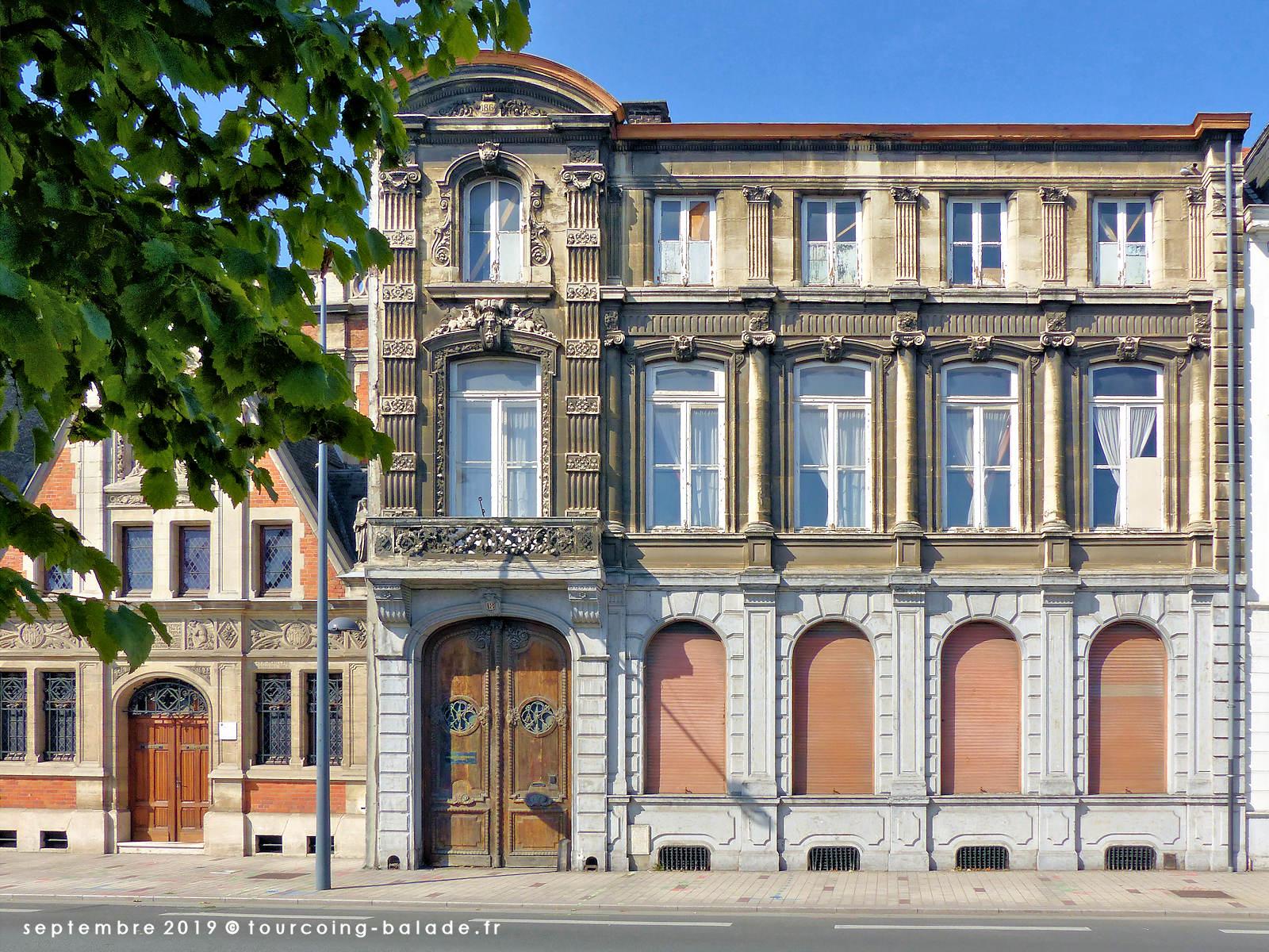 Monastère des Bénédictines du Saint Sacrement, Tourcoing 2019