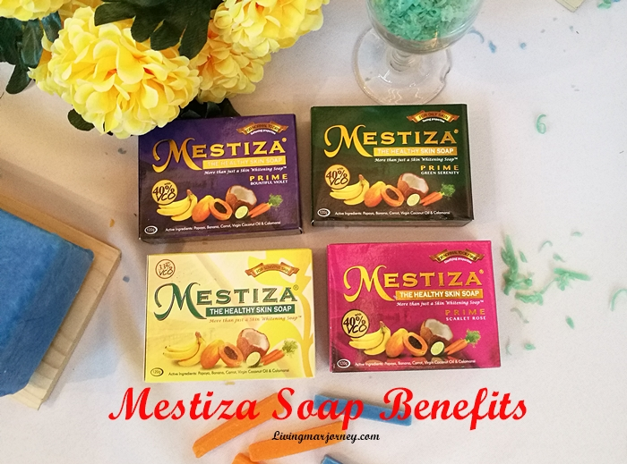 Mestiza Soap Benefits