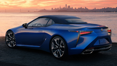 2021 Lexus LC500 Review