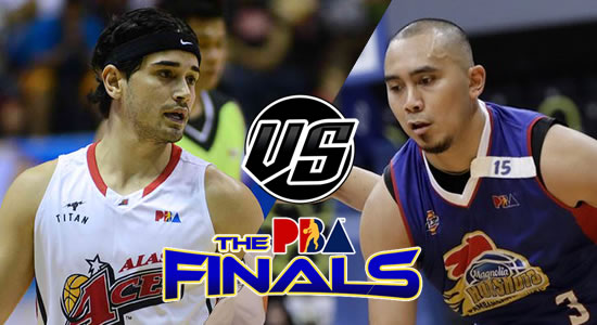LIST: FINALS Game Schedule Alaska vs Magnolia 2018 PBA Governors' Cup