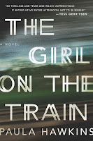 The Girl on the Train by Paula Hawkins book cover and review