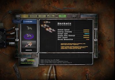 空襲之翼(Assault Wing),飛行模擬類射擊!