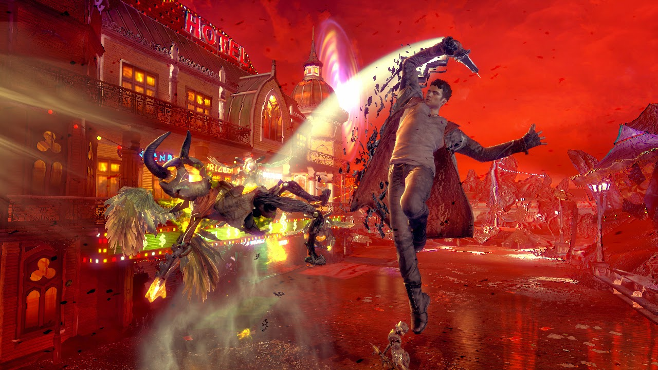 DmC Devil May Cry 5 Free Download Full Version PC Game