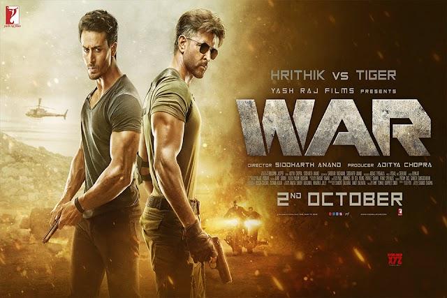 War Full Movie (PreDVD-Rip Print Added) Download | 480p (410MB) | 720p (1.2GB)