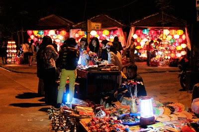 du lịch phố cổ Hội An về đêm