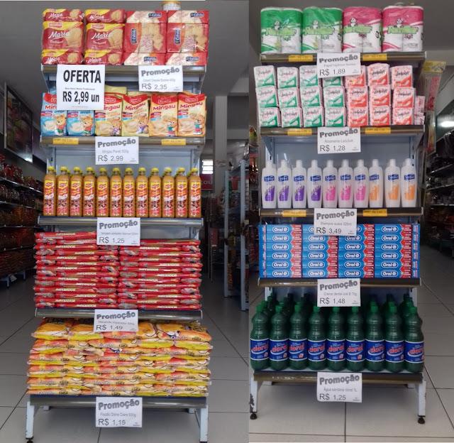 Começaram as melhores promoções do supermercado Aliança em Riacho dos Cavalos