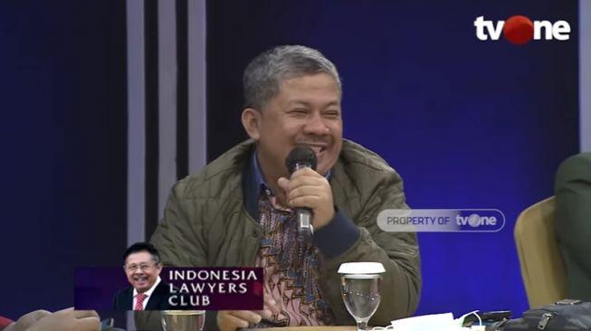 Fahri Hamzah Kritik Buruknya Koordinasi Data Pemerintahan Jokowi
