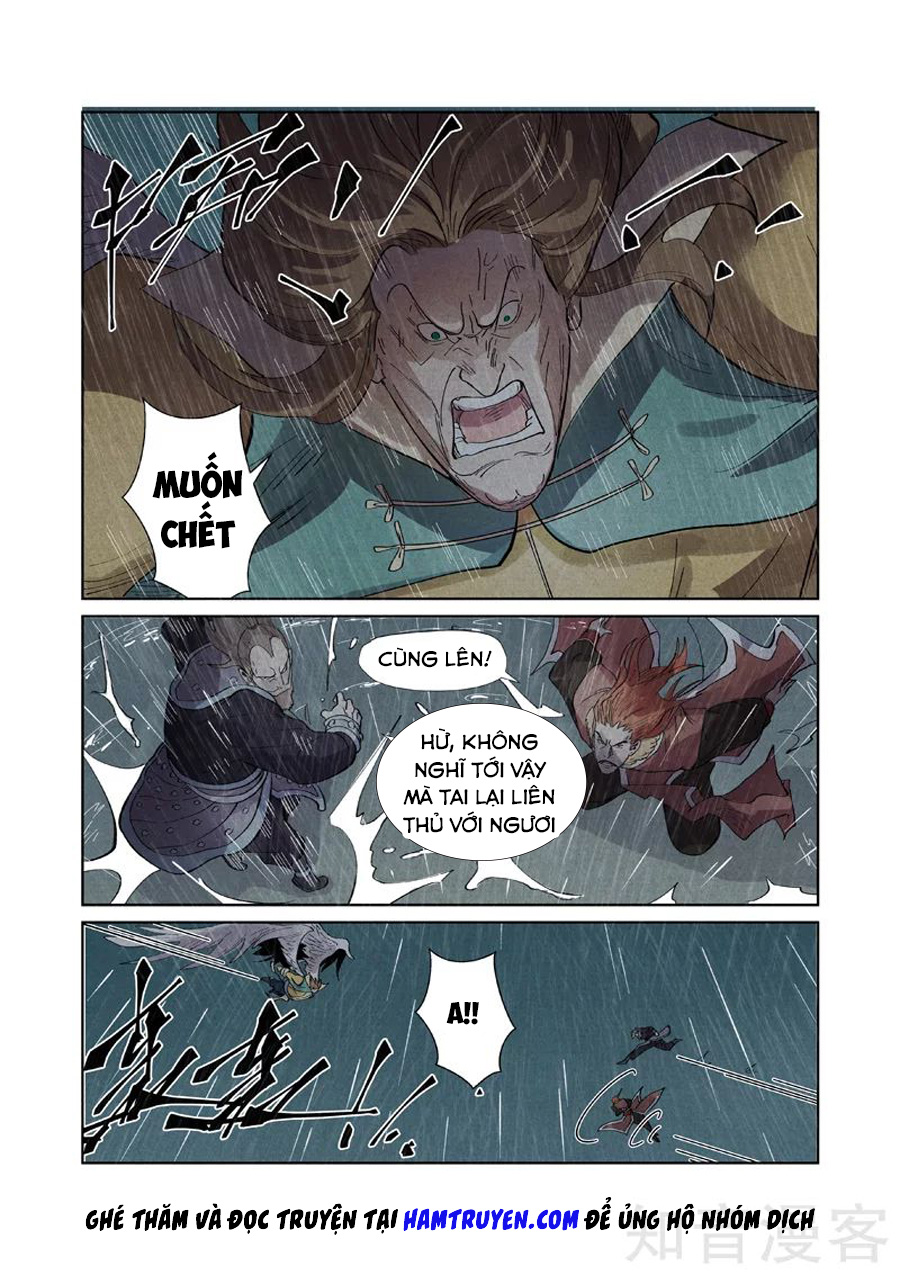 Yêu Thần Ký chap 246 - Trang 11