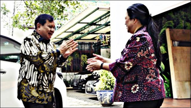Pengamat: Jokowi Sulit Dikawal, PDIP-Gerindra Bisa Jadi Duet di 2024