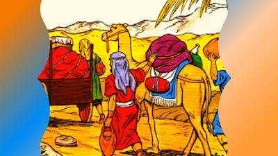 A viagem dos filhos de Jacó