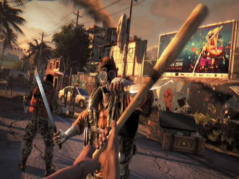 Download Dying Light Platinum Edition Free Full Game For PC