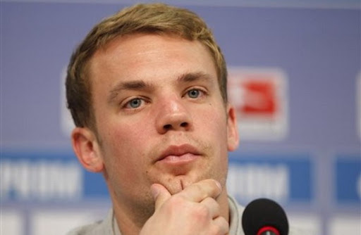 Manuel Neuer will not extend his contract with Schalke 04 beyond 2012