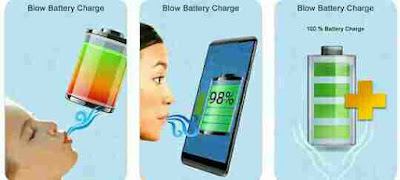 Blow Battery Charger Prank