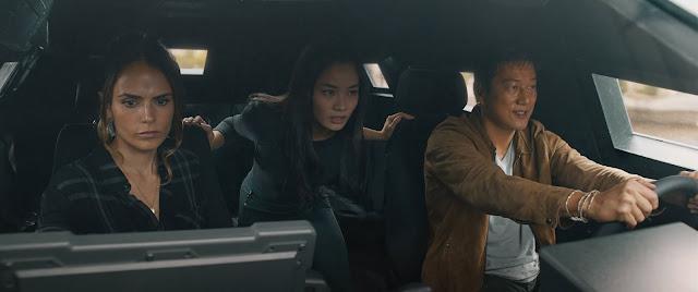 Jordana Brewster Anna Sawai Sung Kang Justin Lin | Fast & Furious 9 – F9: The Fast Saga
