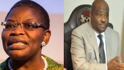 Ezekwesili Blasts Gov. Wike Over Hotel Demolition, Tells Hotel Owners What To Do