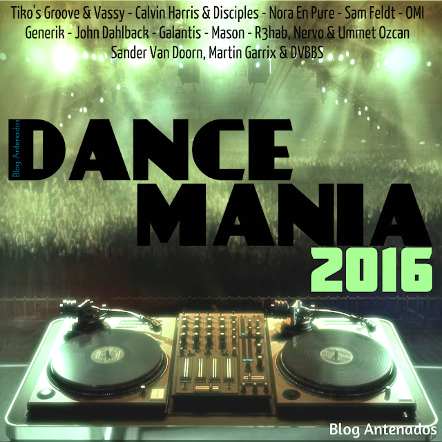 Dance-Mania-2016