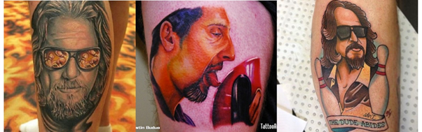 the big lebowski tattoos