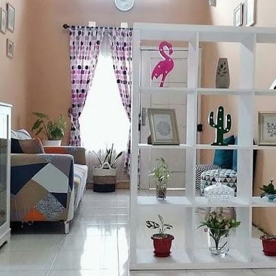 gambar ruang tamu elegan