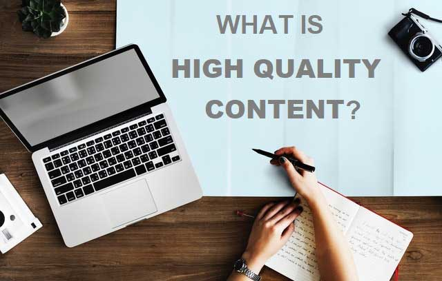 HIGH-QUALITY CONTENT क्या है? और उन्हें कैसे लिखना है? TECHNICAL WORLD HINDI