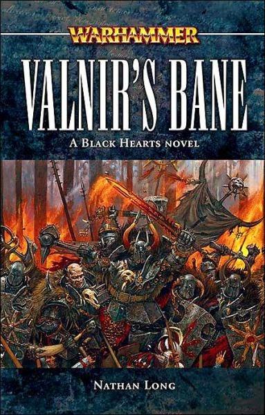 Retro Reviews: Valnir's Bane by Nathan Long