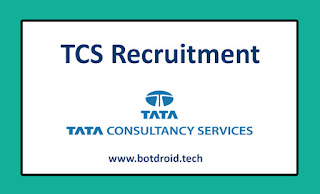 TCS Recruitment 2020, TATA Consultancy Services Recruitment 2020 Notification Released