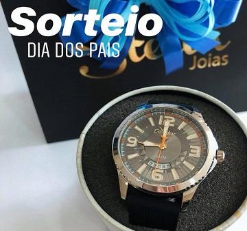 5dabded3fea Sorteio - Concorra a um Relógio Condor no Dia dos Pais Sorteios e ...
